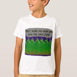 T-shirt Souhait de champ de maïs
