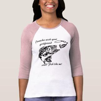 T-shirt Souhait de Dontcha votre amie