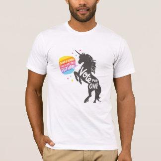T-shirt Souhait de licorne
