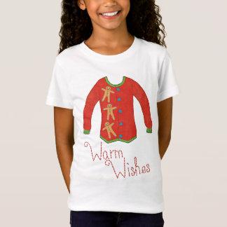 T-Shirt Souhaits chauds sauvages d'Apple | - bonhomme en