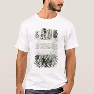 T-shirt Soulagement de la détresse irlandaise