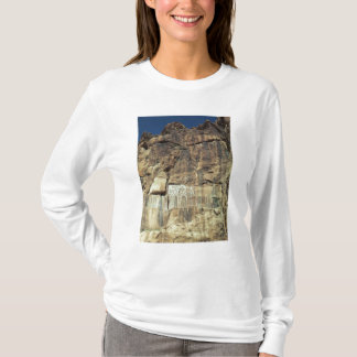 T-shirt Soulagement de roche d'Achaemenid du Roi Darius I