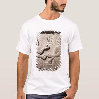 T-shirt Soulagement dépeignant le fils du Roi Araras