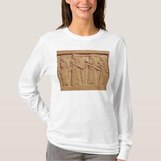 T-shirt Soulagement dépeignant le Roi Shalmaneser III