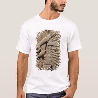 T-shirt Soulagement dépeignant un guerrier