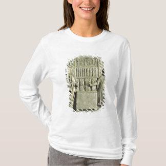 T-shirt Soulagement dépeignant un magasin de couverts