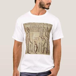 T-shirt Soulagement dépeignant un pharaon