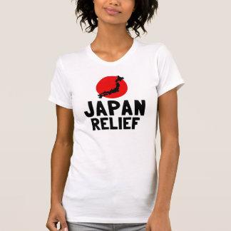 T-shirt Soulagement du Japon !