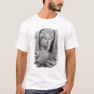 T-shirt Soulagement funéraire de mère et d'enfant de