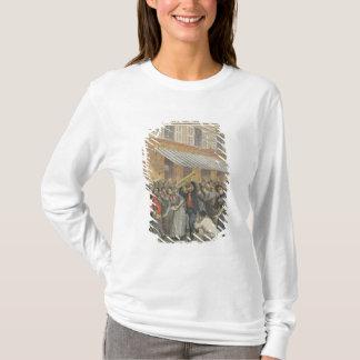 T-shirt Soulèvement contre une armée du salut