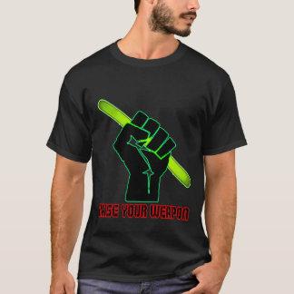T-shirt Soulevez votre arme