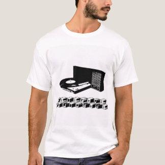 T-shirt soundwave renégat