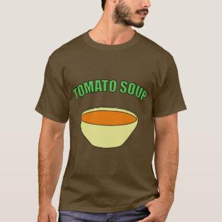 T-shirt Soupe à tomate
