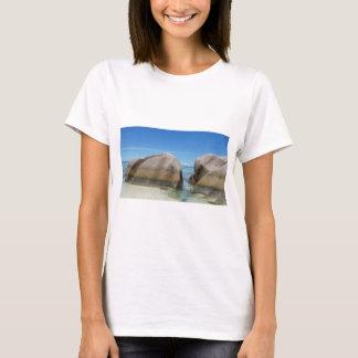 T-shirt source d'anse d'argent