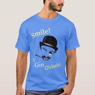 T-shirt Sourire ! C'est heure de genièvre !