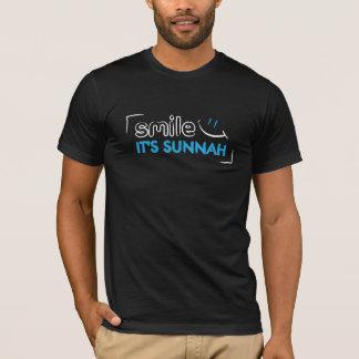 T-shirt Sourire :) c'est Sunnah