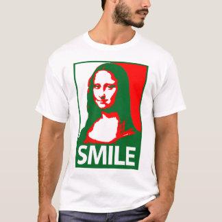 T-shirt Sourire de Mona Lisa