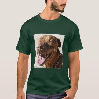 T-shirt Sourire de plage