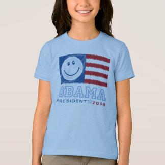 T-shirt Sourires d'Obama