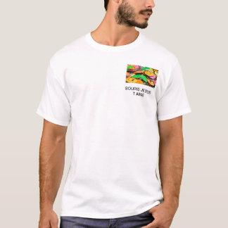 T-shirt sourirs, SOURIS JESUS                          ...