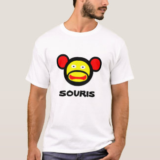 T-SHIRT SOURIS FUN