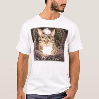 """T-shirt """"Souris ? Quelle souris ?"""" Chemise de"""