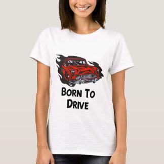 T-shirt Soutenu pour conduire