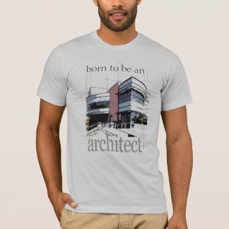 T-shirt Soutenu pour être un architecte