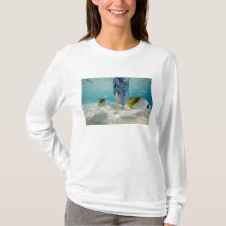T-shirt South Pacific, Bora Bora, touriste féminin 2 de