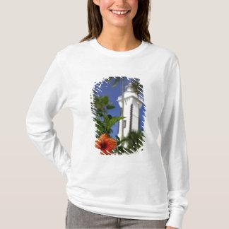 T-shirt South Pacific, Polynésie française, Tahiti. Ketmie
