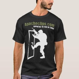 T-shirt Soutien de la guerre contre le terrorisme