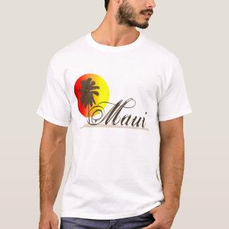 T-shirt Souvenir de Maui Hawaï