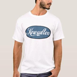 T-shirt Souvenirs préétablis de Knowlton Québec