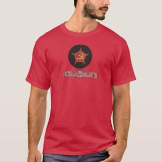 T-shirt soviétique de rouge de rondeau de .org