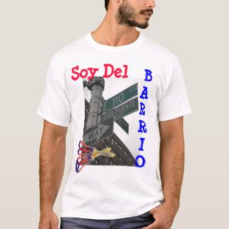 T-shirt Soy Del Barrio