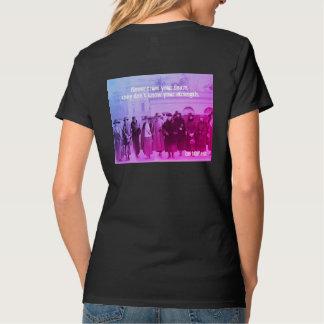 T-shirt Soyez courageux
