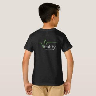 T-shirt Soyez des enfants humains plus forts