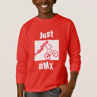 T-shirt Soyez juste amusement que vous tenez le premier