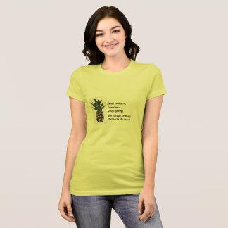 T-shirt Soyez l'ananas
