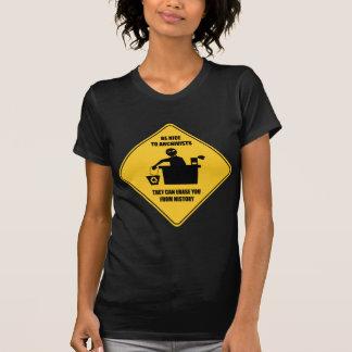 T-shirt Soyez Nice aux archivistes