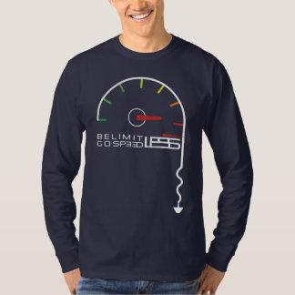 T-shirt Soyez sans limites vont speedless