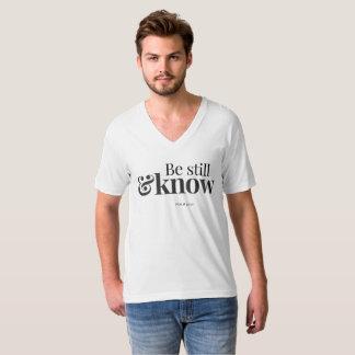 T-shirt Soyez toujours et sachez