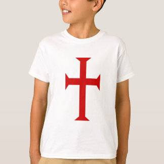 T-shirt Soyez un chevalier Templar !