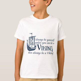 T-shirt Soyez Viking !