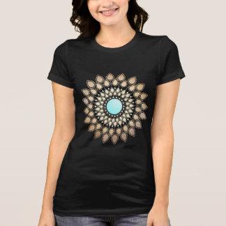 T-shirt Spa de santé de professeur de yoga et de