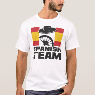 T-SHIRT SPANISH TEAM