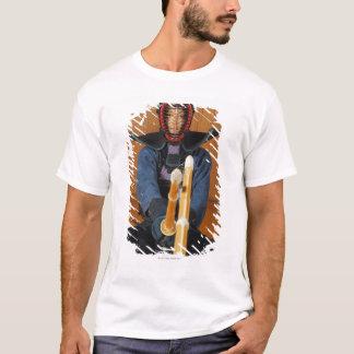 T-shirt Sparring de deux escrimeurs de Kendo