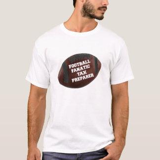 T-shirt Spécialiste en déclaration d'impôt fanatique du