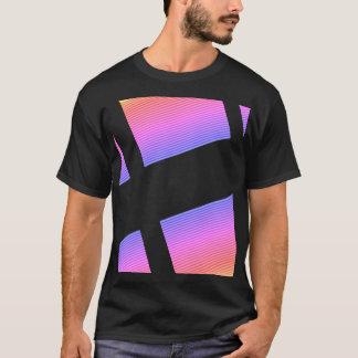 T-shirt Spectre bissecté