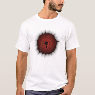 T-shirt Spider